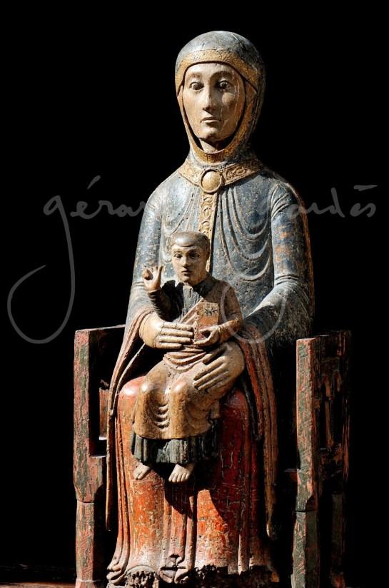Vierge en Majesté - Saugues