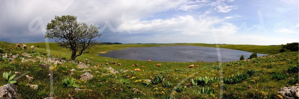 Lac de St. Andéol